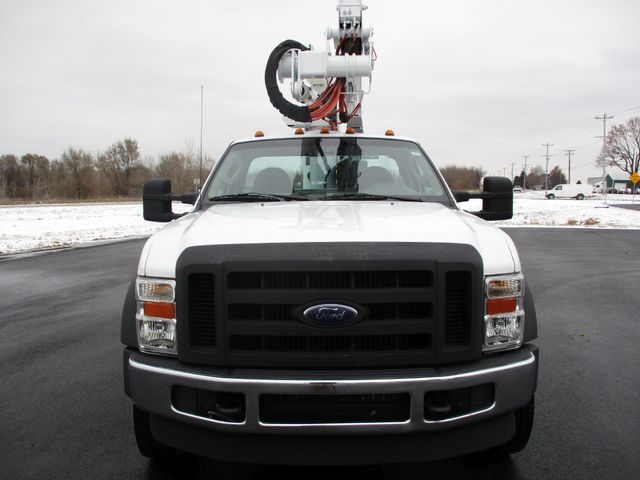 2009 Ford F550 DIESEL 83K BUCKET BOOM TRUCK XL Lake In The Hills, IL 7