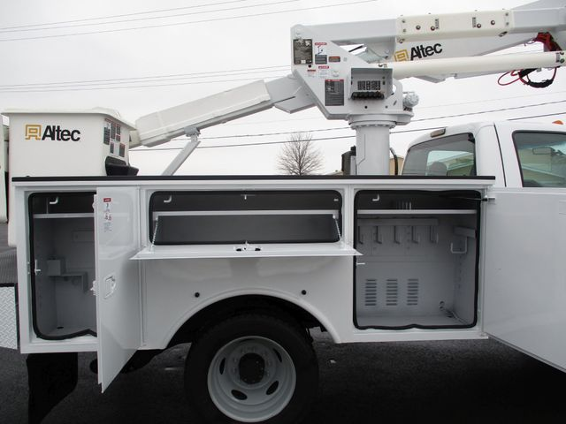 2009 Ford F550 DIESEL 83K BUCKET BOOM TRUCK XL Lake In The Hills, IL 25