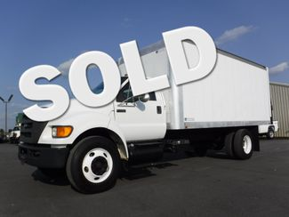 2009 Ford F750 18FT Box Truck 6.7L Cummins Diesel Non CDL in Lancaster, PA PA