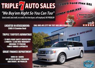2009 Ford Flex SEL in Atascadero CA, 93422