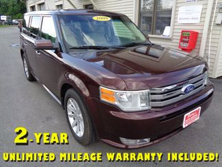 2009 Ford Flex SEL in Brockport NY, 14420