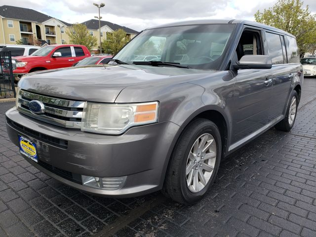 2009 Ford Flex SEL | Champaign, Illinois | The Auto Mall of Champaign in Champaign Illinois