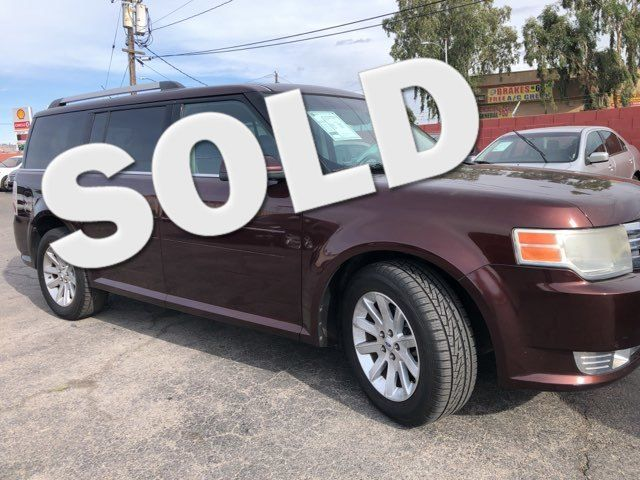 2009 Ford Flex SEL CAR PROS AUTO CENTER (702-405-9905 Las Vegas, Nevada