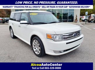2009 Ford Flex Limited AWD w/DVD in Louisville, TN 37777