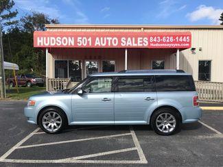 2009 Ford Flex Limited | Myrtle Beach, South Carolina | Hudson Auto Sales in Myrtle Beach South Carolina