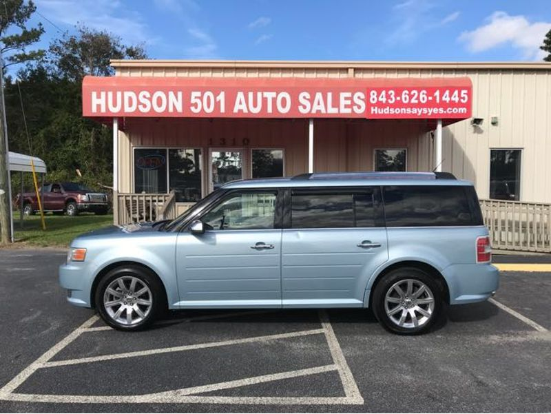 2009 Ford Flex Limited | Myrtle Beach, South Carolina | Hudson Auto Sales in Myrtle Beach South Carolina