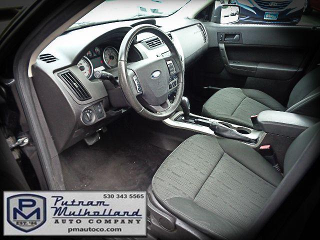 2009 Ford Focus SE Chico, CA 8