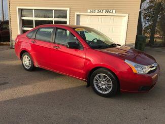 2009 Ford Focus SE in Clinton IA, 52732