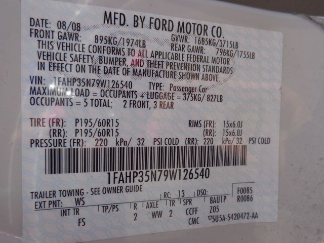 2009 Ford Focus SE Hoosick Falls, New York 7