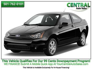 2009 Ford Focus SE   Hot Springs, AR   Central Auto Sales in Hot Springs AR