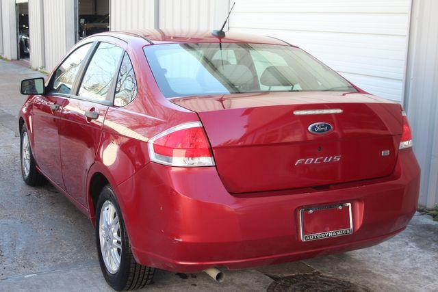 2009 Ford Focus SE Houston, Texas 6