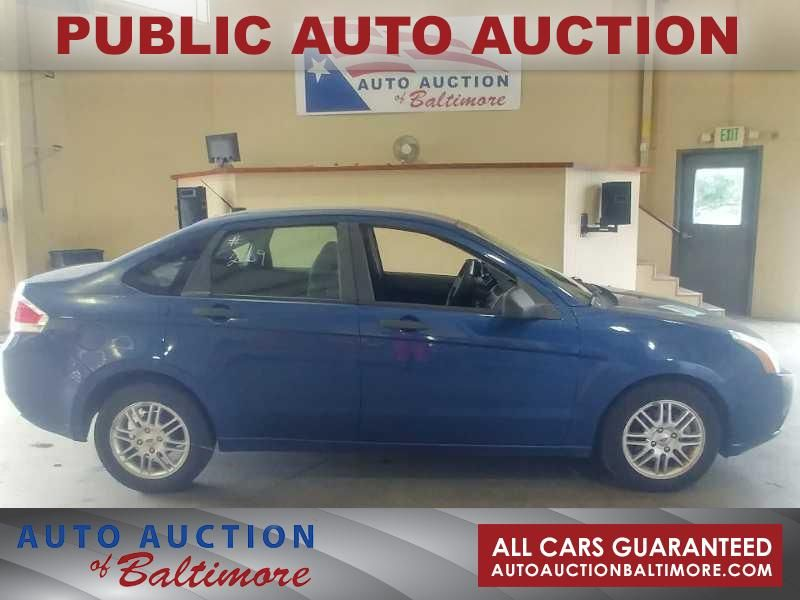 2009 Ford Focus SE   JOPPA, MD   Auto Auction of Baltimore  in JOPPA MD