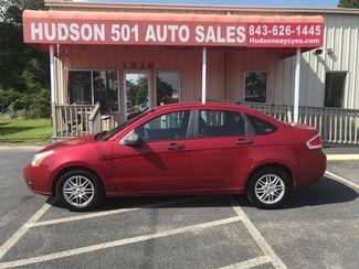 2009 Ford Focus SE | Myrtle Beach, South Carolina | Hudson Auto Sales in Myrtle Beach South Carolina