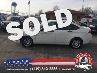 2009 Ford Focus SE in Mansfield, OH 44903
