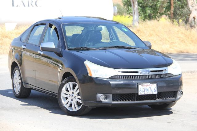 2009 Ford Focus SEL Santa Clarita, CA 3