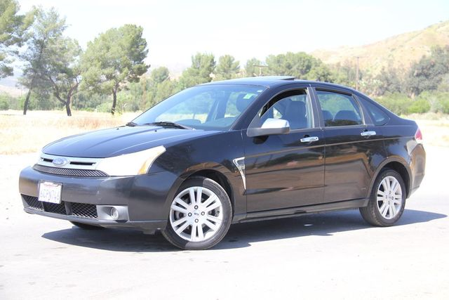 2009 Ford Focus SEL Santa Clarita, CA 1