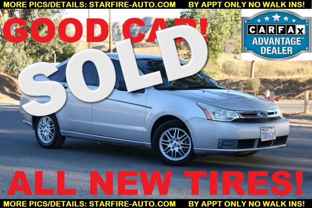 2009 Ford Focus SE Santa Clarita, CA 0