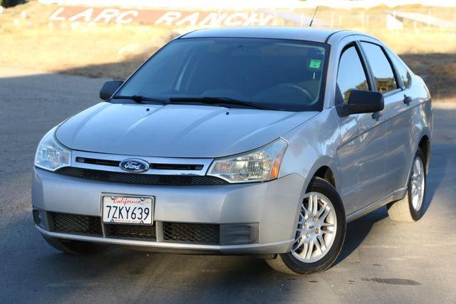 2009 Ford Focus SE Santa Clarita, CA 4