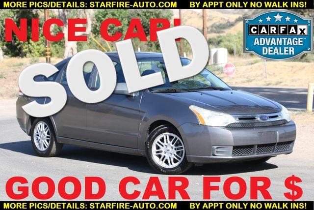 2009 Ford Focus SE Santa Clarita, CA