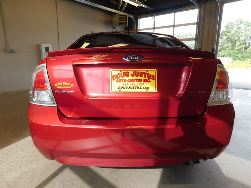 2009 Ford Fusion SE  city TN  Doug Justus Auto Center Inc  in Airport Motor Mile ( Metro Knoxville ), TN