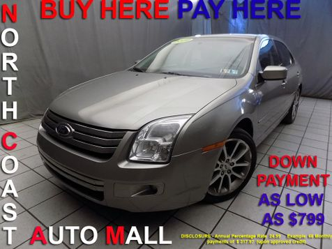 2009 Ford Fusion SE As low as $799 DOWN in Cleveland, Ohio
