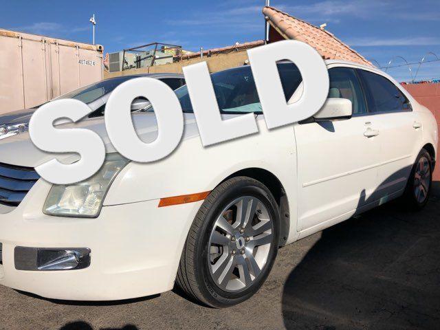 2009 Ford Fusion SEL CAR PROS AUTO CENTER (702) 405-9905 Las Vegas, Nevada