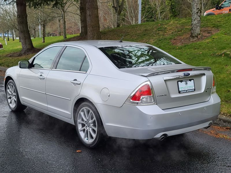 2009 Ford Fusion SEL V6 Local 1 Owner 75000 Miles Blue Suede Pkg Moonroof  city Washington  Complete Automotive  in Seattle, Washington