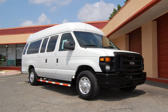 2009 Ford H-Cap. 2 Pos. Charlotte, North Carolina 3