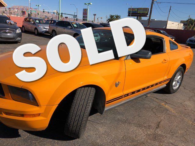 2009 Ford Mustang CAR PROS AUTO CENTER (702) 405-9905 Las Vegas, Nevada