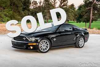 2009 Ford Mustang Shelby GT500KR   Concord, CA   Carbuffs in Concord