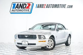 2009 Ford Mustang V6 Convertible in Dallas TX