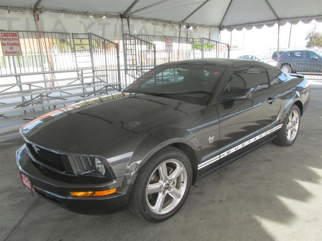 2009 Ford Mustang Gardena, California