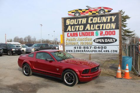 2009 Ford MUSTANG  in Harwood, MD