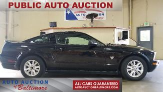 2009 Ford MUSTANG  | JOPPA, MD | Auto Auction of Baltimore  in Joppa MD