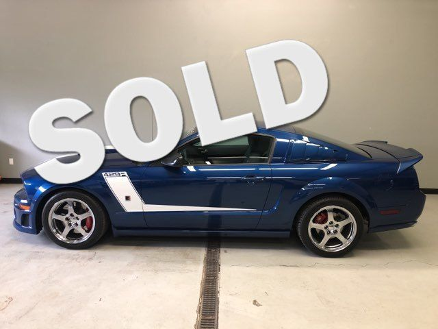 2009 Ford Mustang ROUSH 429R STAGE 3 SUPERCHARGED