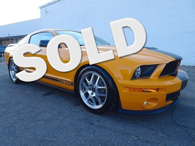 2009 Ford Mustang Shelby GT500 Madison, NC 0