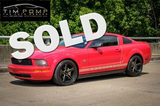 2009 Ford Mustang Premium | Memphis, Tennessee | Tim Pomp - The Auto Broker in  Tennessee
