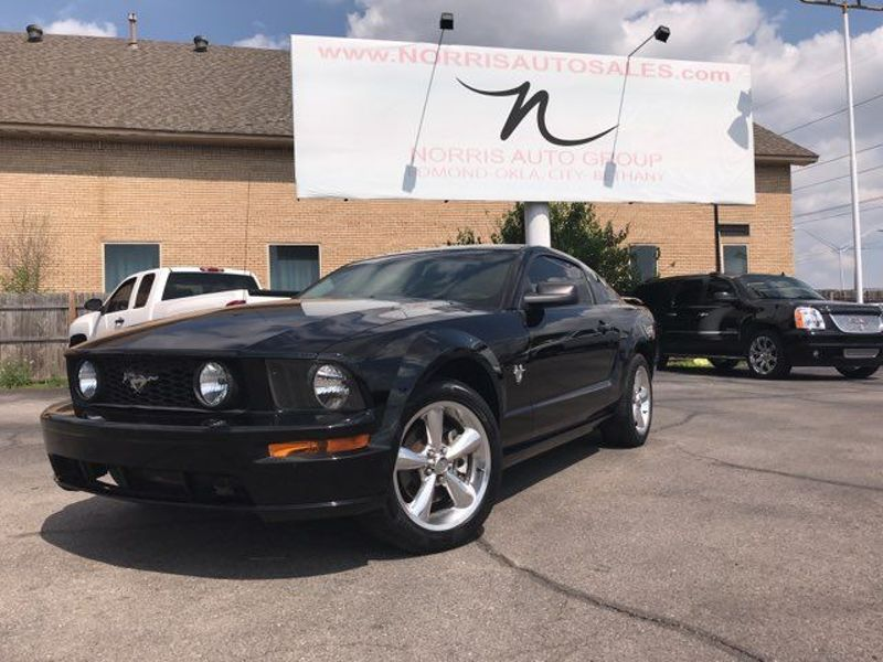 Ford Mustang Gt Oklahoma City Ok Norris Auto Sales I