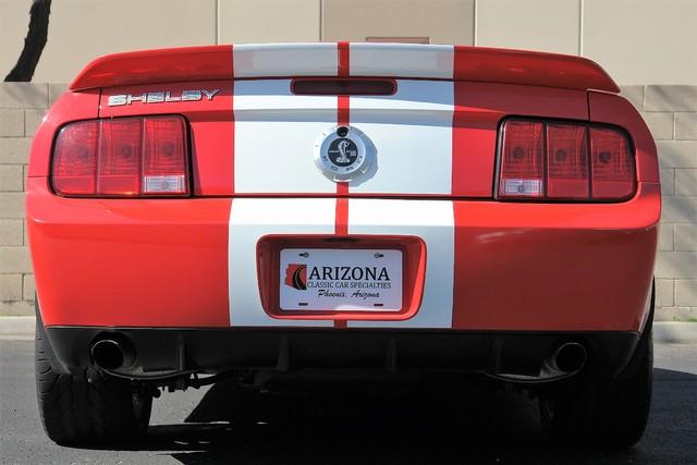 2009 Ford Mustang Shelby GT500 Phoenix, AZ 20