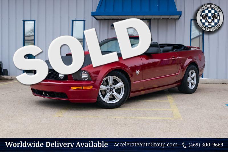 2009 Ford Mustang GT in Rowlett Texas