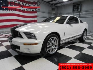 2009 Ford Mustang Shelby Cobra GT500 SUPERCHARGED LOW MILES White in Searcy, AR 72143