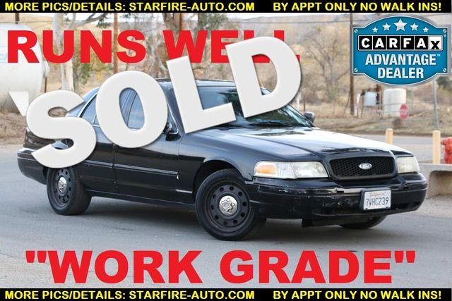 2009 Ford Police Interceptor Santa Clarita, CA