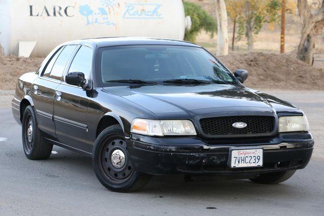 2009 Ford Police Interceptor Santa Clarita, CA 3