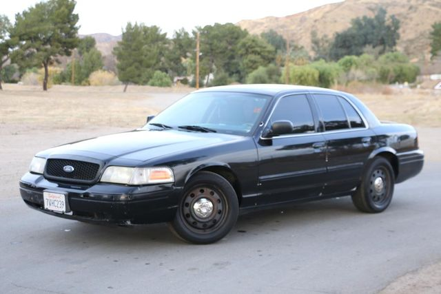 2009 Ford Police Interceptor Santa Clarita, CA 1