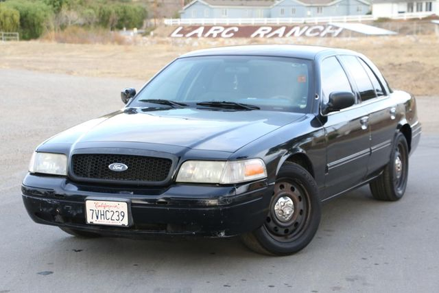 2009 Ford Police Interceptor Santa Clarita, CA 4