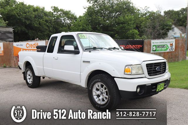 2009 Ford RANGER 4X4 Ext Cab Automatic