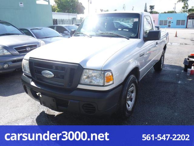2009 Ford Ranger XL Lake Worth , Florida