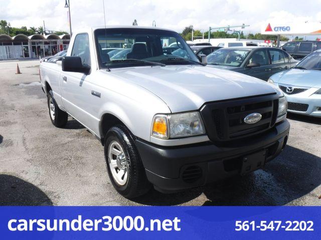 2009 Ford Ranger XL Lake Worth , Florida 1