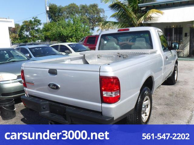 2009 Ford Ranger XL Lake Worth , Florida 2