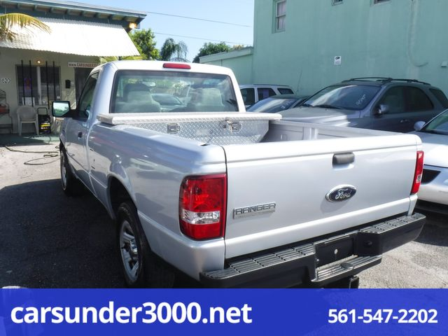 2009 Ford Ranger XL Lake Worth , Florida 3